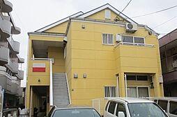福岡県福岡市南区警弥郷1丁目の賃貸アパートの外観