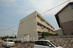 愛知県名古屋市中川区西伏屋3丁目の賃貸マンションの外観