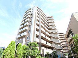 大阪府堺市西区上野芝町3丁の賃貸マンションの外観