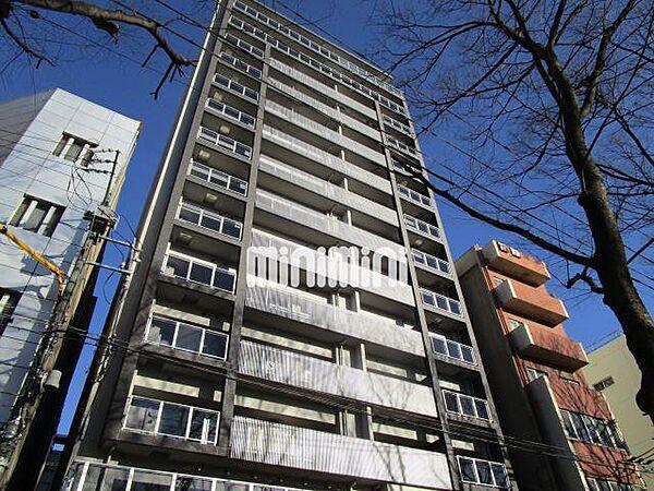 愛知県名古屋市中区栄2丁目の賃貸マンション