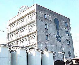 京都府京都市山科区御陵大津畑町の賃貸マンションの外観