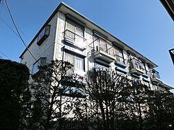 東京都立川市羽衣町3丁目の賃貸マンションの外観