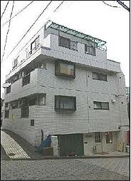 東京都新宿区赤城元町の賃貸マンションの外観