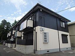 滋賀県近江八幡市安土町上豊浦の賃貸アパートの画像