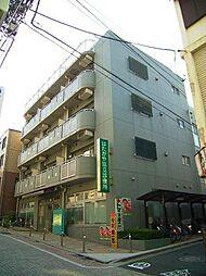 プラッツ幡ヶ谷[303号室]の外観