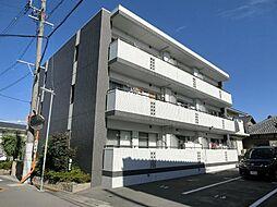 愛知県清須市春日屋敷の賃貸マンションの外観