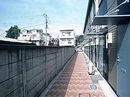 レオパレスマロンコート[103号室]の外観