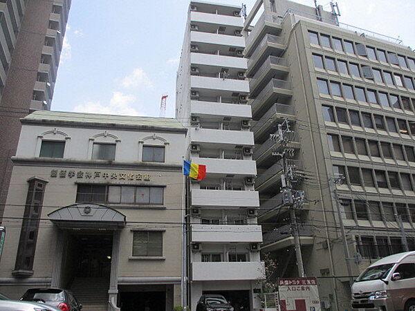 グランドタワー三宮[11階]の外観