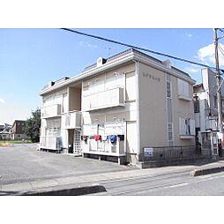 埼玉県鴻巣市吹上富士見2丁目の賃貸アパートの外観