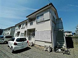 埼玉県朝霞市根岸台の賃貸アパートの外観