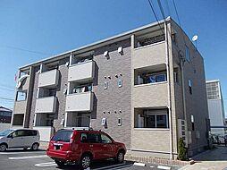 兵庫県姫路市土山4丁目の賃貸アパートの外観
