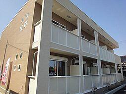 山口県宇部市西梶返2の賃貸アパートの外観