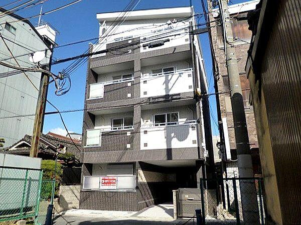 フォンテーヌ藤井寺[4階]の外観