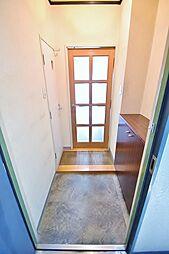 エトワールミサキのきれいな玄関です