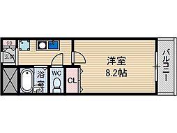 ボナール青葉丘[1階]の間取り