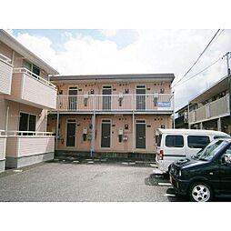 第三中島コーポA[2階]の外観