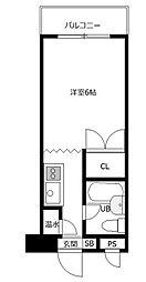 オガワビル[2階]の間取り