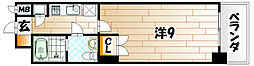 No.63 オリエントキャピタルタワー[10階]の間取り