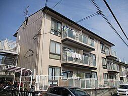 大阪府寝屋川市高柳6丁目の賃貸アパートの外観