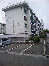 京口団地[2階]の外観