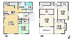 筑肥線 波多江駅 徒歩23分