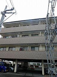 サンライフ上住吉[4階]の外観
