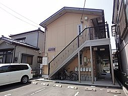 新潟県新潟市中央区沼垂西2丁目の賃貸アパートの外観