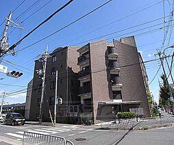 京都府京都市西京区桂上野東町の賃貸マンションの外観