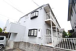 愛知県名古屋市天白区鴻の巣2丁目の賃貸アパートの外観