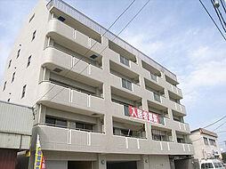 リバーサイド古賀[3階]の外観