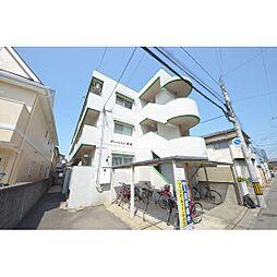 福岡県福岡市東区箱崎2丁目の賃貸マンションの外観