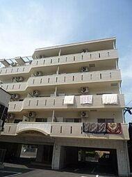 福岡県北九州市小倉北区下富野3丁目の賃貸マンションの外観