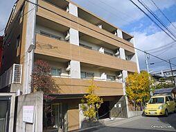 兵庫県宝塚市仁川北2丁目の賃貸マンションの外観