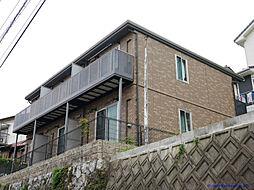福岡県北九州市門司区大里東4丁目の賃貸アパートの外観