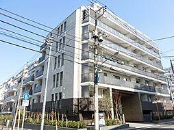 ザ・パークハビオ新宿[2階]の外観