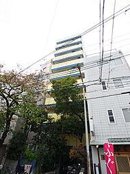 兵庫県神戸市兵庫区福原町の賃貸アパートの外観