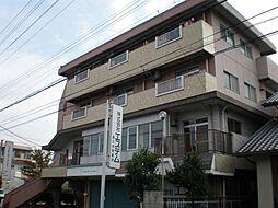愛知県長久手市山野田の賃貸マンションの外観