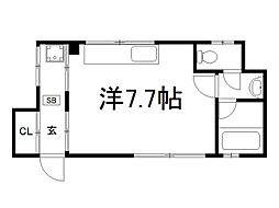 伏見桃山駅 3.8万円