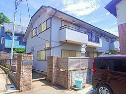 東京都西東京市中町3丁目の賃貸アパートの外観