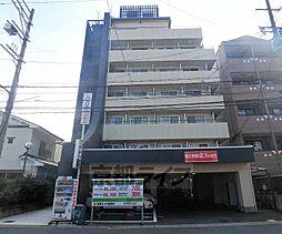 京都府京都市南区西九条唐橋町の賃貸マンションの外観