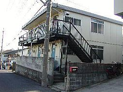 コーポ岡本[203号室]の外観