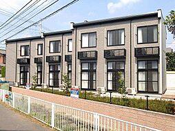 埼玉県さいたま市西区宝来の賃貸アパートの外観