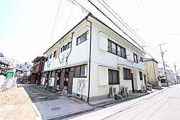 八木アパート[205号室]の外観