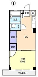 MYマンションPart3[3階]の間取り