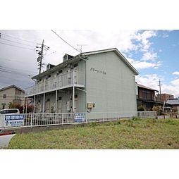 愛知県稲沢市稲島東1丁目の賃貸アパートの外観