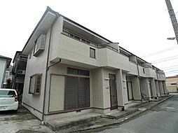 [テラスハウス] 千葉県松戸市栄町1丁目 の賃貸【/】の外観