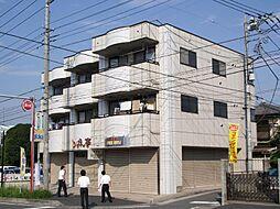 クレスト与野本町[2階]の外観
