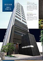 エスリード新大阪ザ・マーク[15階]の外観