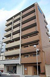 プレサンス京都駅前千都[401号室]の外観