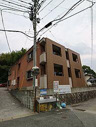 福岡県飯塚市仁保の賃貸マンションの外観